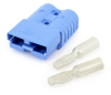 Anderson Power Products 1319G6 & 6810G2 Connector Kit, SB 120 Series, 600V, 6GA, Blue -- 37857 -Image