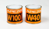 Medium HardnessVacuum Sealant/ Mounting Wax -- Apiezon Wax W100