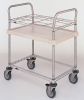 Stainless Steel Chemical Transport Cart -- 2080-54