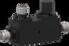 6-40GHz 30dB 2.92mm Directional Coupler -- ZDC30K-060400 -Image