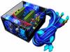 APEVIA 680W Iceberg Power Supply -Blue -- 70435