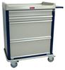 Standard Line Medication Cart with Key Lock, Standard P.. -- SL100DSPN -- View Larger Image