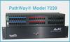16-Channel RJ45 CAT5 A/B Switch -- Model 7239 - Image