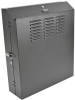 SmartRack 4U Low-Profile Vertical-Mount Switch-Depth Wall-Mount Rack Enclosure Cabinet -- SRWF4U -- View Larger Image