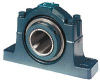 Double-Interlock Flange Bearing F4B-DI-207R -- 023435