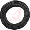 Wire, Test Lead; 18 AWG; 10 kVDC; 20 A;Insulation: Black Silicone; 50 ft.; 0.14 -- 70197117