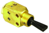 FBV Series 3-Way Fill & Bleed Toggle -- FBV-3DP