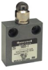 Miniature Enclosed Switches Series 14CE: Top Roller Plunger; 1NC 1NO SPDT Snap Action; 3 m Cable -- 14CE2-3G
