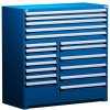 R Stationary Cabinet (Multi-Drawers), 18 drawers (60
