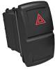 V Series Sealed Rocker Switch -- Contura® XIV