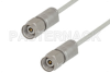 2.4mm Male to 2.4mm Male Cable 12 Inch Length Using PE-SR405AL Coax, RoHS -- PE35672LF-12 -Image