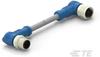 M8/M12 Cable Assemblies -- T4162224004-001 -Image