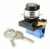 Keylock Switches -- A22NK-2RL-01BA-G002-ND - Image
