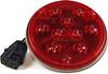 Maxxima M42365R Stop Tail Turn Light, 12.8 VDC, 4