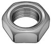 Hex Jam Nut,Thin,M36 x 4mm,55mm W -- 5ZY71