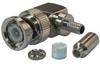 BNC Male, Right Angle, Crimp Attachment For RG174, RG188 & RG316 -- 11-BNC101
