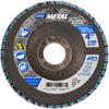 Norton Metal ZA Coarse Center Mount Fiberglass Conical Flap Disc -- 66254419987 - Image