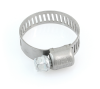 Ideal Tridon 62P08 Standard Steel Hose Clamp, Micro 8, Range 7/16 to 1 -- 28003 -- View Larger Image
