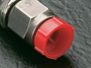 Plastic Threaded Plugs for Flareless Tube and Nut Assemblies - PDE SERIES -- PDE-3 - Image