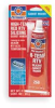 RTV Silicone,3 Oz Tube,Red -- 2GXY9