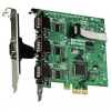4 Port RS232 PCI Express Serial Card -- PX-420