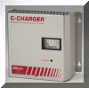 Charles Basic Electronic Chargers 3 Amp 24 Volt 120 Volt input 60 Hz For Lead Acid Batteries -- 110037
