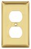 Standard Wall Plate -- SB8-PB - Image