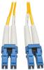 Duplex Singlemode 8.3/125 Fiber Patch Cable (LC/LC), 50 m (164 ft.) -- N370-50M - Image