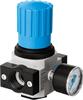 LR-1/4-D-7-MINI Pressure regulator -- 162583-Image