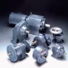 Series 600 In-Line Helical Gear Drives