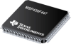 MSP430F447 16-Bit Ultra-Low-Power MCU, 32kB Flash, 1024B RAM, 12-Bit ADC, 2 USARTs, HW Multiplier, 160 Seg LCD -- MSP430F447IPZ - Image