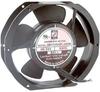 Fan; DC; 15 to 19 V; 4200 RPM; 55 dB; 230 CFM; 172 mm Dia. x 51 mm T; Dual Ball -- 70103290