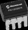 8-bit Microcontroller -- PIC12CE674 - Image