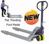 Foot Pump Pallet Truck -- H272766