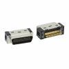 D-Shaped Connectors - Centronics -- 3M15560-ND