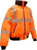 Radians SJ11 Class 3 Two-in-One Bomber Safety Jacket -- SJ11