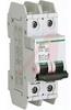 Circuit Breaker;Mag;Hndl;Cur-Rtg 20A;DIN Rail;2 Pole;Vol-Rtg 240VAC;Multi 9;D -- 70007165