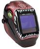 Jackson Safety TrueSight II Halo X Serpent Welding Helmet - Auto-Darkening Lens - 4 in Viewing Width - 3.25 in Viewing Height - 036000-46162 -- 036000-46162 -- View Larger Image