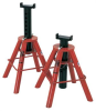 Norco 81208 10 Ton Pin Type Jack Stands - MADE IN USA. 10.5