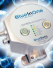 CO2/O2 Gas Analyzer for Cell Growth Processes -- BlueInOne Cell