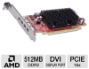 ATI 100-505610 FirePro 2460 Workstation Graphics Card - 512M -- 100-505610