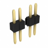 Rectangular Connectors - Headers, Male Pins -- 890-70-010-10-001101-ND -Image