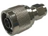 N-Male to F-Male Adapter -- TS-7807 - Image