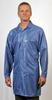 Tech Wear X-Small Lapel ESD / Anti-Static Lab Coat LOC-23-XS -- LOC-23 XS