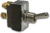 Carling Technologies 2GK54-78 Sealed Metal, 15A, DPST, On-Off Toggle Switch -- 44260 - Image