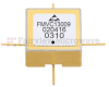 VCO (Voltage Controlled Oscillator) 0.5 inch Hermetic SMT (Surface Mount), Frequency of 100 MHz to 200 MHz, Phase Noise -113 dBc/Hz -- FMVC13009 - Image