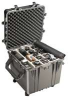 Pelican™ 0340 Extra Deep Cube Case w/wheels and -- P0344