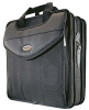 Mobile Edge Ultra V-Load Briefcase - Notebook carrying case -- MEVLU1