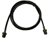 Microbore Hose Assembly -- HC-HA-036-M1/4