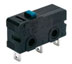 MICRO SWITCH ZM Series Subminiature Basic Switch, SPDT, 125 Vac/30 Vdc, 0.1 A, Pin Plunger Actuator, Solder Termination -- ZM10E10A01 -Image